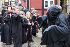 Wand-erful times awaiting at the Harry Potter Festival