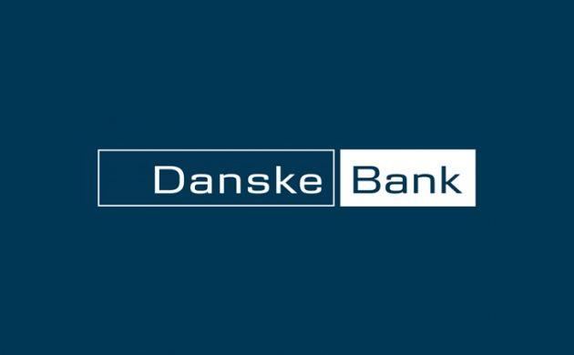 Hardly the most popular logo in Denmark (photo: Danske Bank)