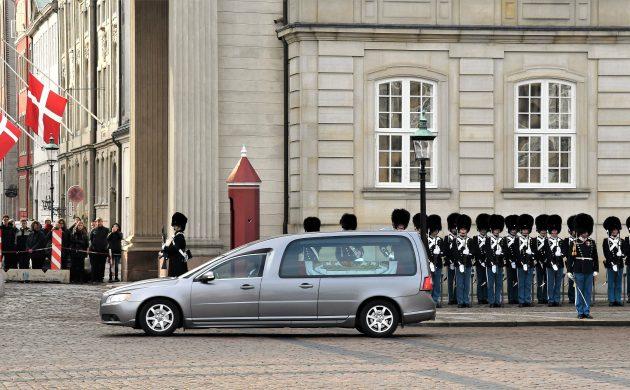 Prince Henrik's final journey