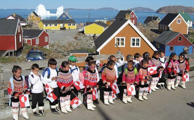 76f90fed151c Danish News in Brief  Greenland wants English to replace Danish in  classrooms – The Post