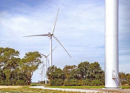 New Energy Agreement Opens Up For Giant Wind Turbines On Land The Post