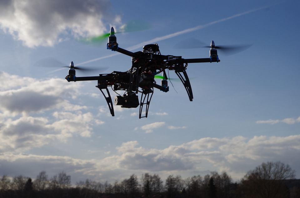 Drones an increasing concern for Danish aviation - The Post