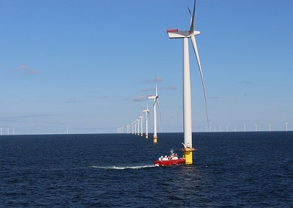 Rain damage to wind turbines is a serious and potentially