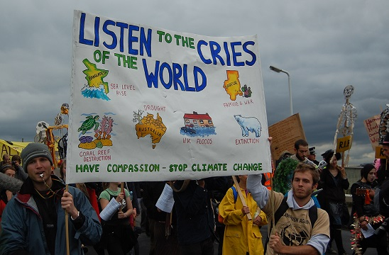Youth Climate Protests Striking Urgency Into The Establishment To